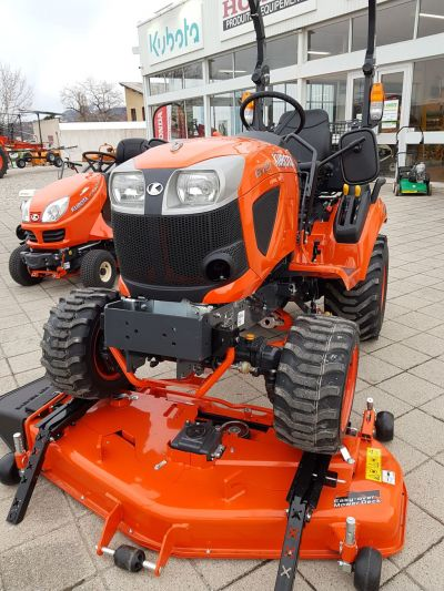 easy over mower deck KUBOTA